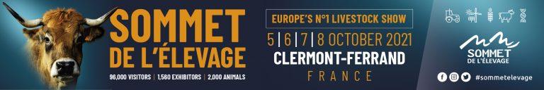 Sommet de l'élevage 2021- Livestock show 2021