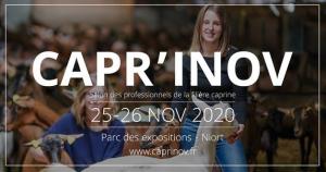Capr'Inov 2020 – reporté à 2021