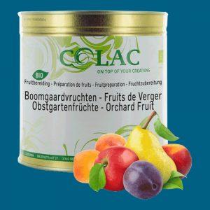 PREPARATIONS DE FRUITS BIO